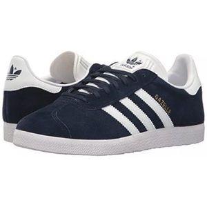 Adidas zapatos Navy BlueGold originales poshmark